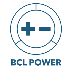 BCL Power Retina Logo